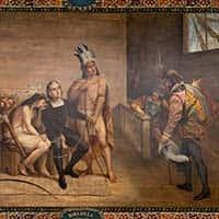 Bobadilla Betrays Columbus