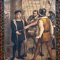 Mutiny at Sea