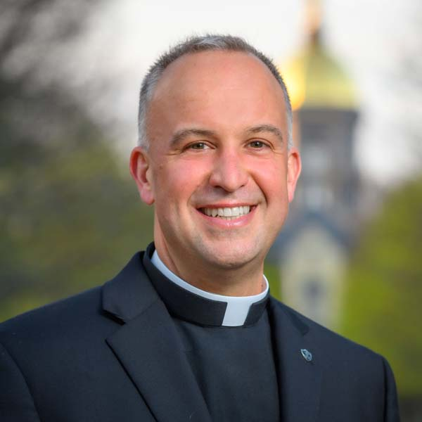 Rev. Gerard J. Olinger, C.S.C. | University of Notre Dame