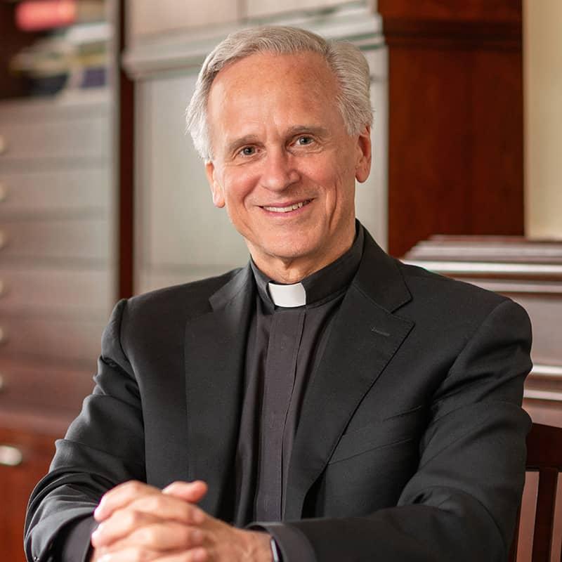Rev. John I. Jenkins, C.S.C. | University of Notre Dame
