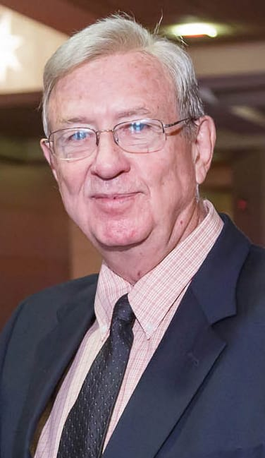 Portrait of Paul Rathburn
