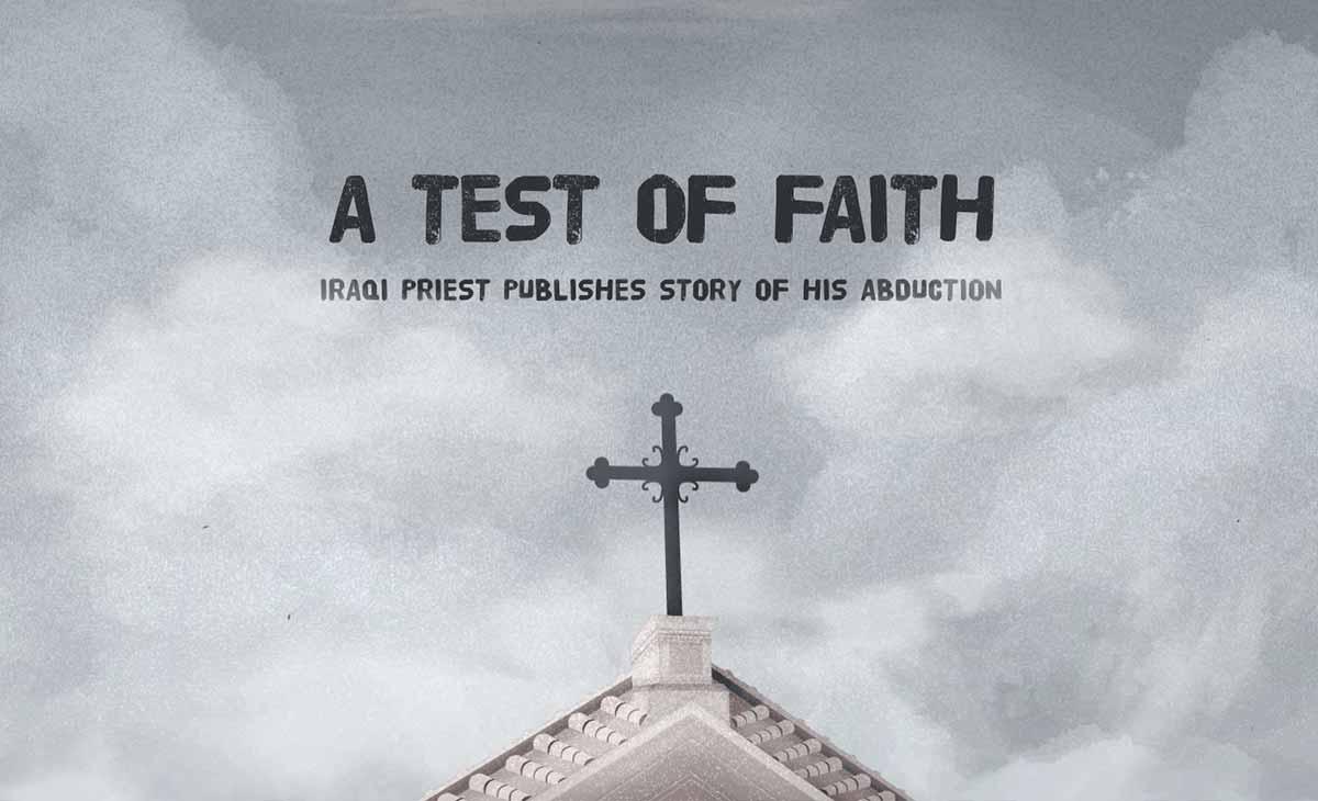 a test of faith As the crisis deepens, it becomes test of faith for ukrainian christians.