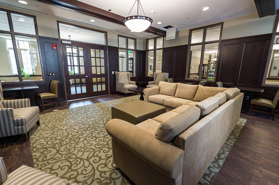 ... Flaherty Hall Lounge ... Part 86